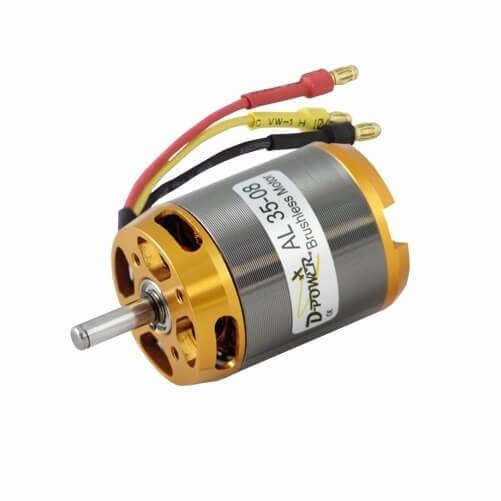 Brushless Motor AL 35-08 · D-Power