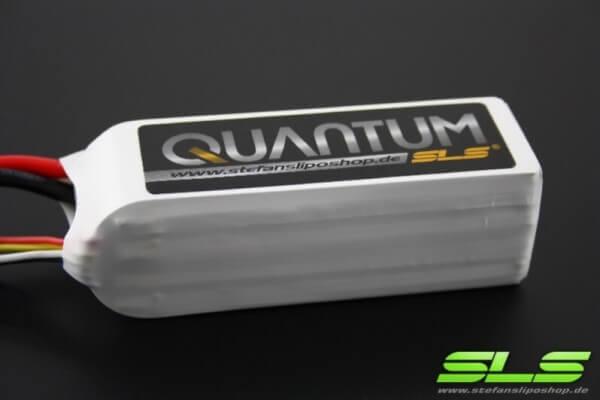 SLS Quantum 1500 mAh 4S Lipo (14,8V) 65 C · XT60-Stecker