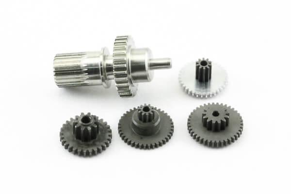 Servo-Ersatzgetriebe für KST X10 · DS125 · DS135 · DS145 · DS225