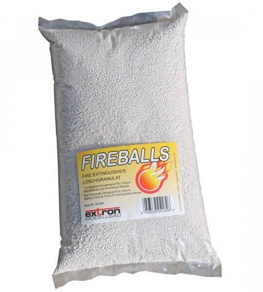 5 Liter Brandschutz Feuerlöschgranulat für Lithium Akkus · Extron Modellbau