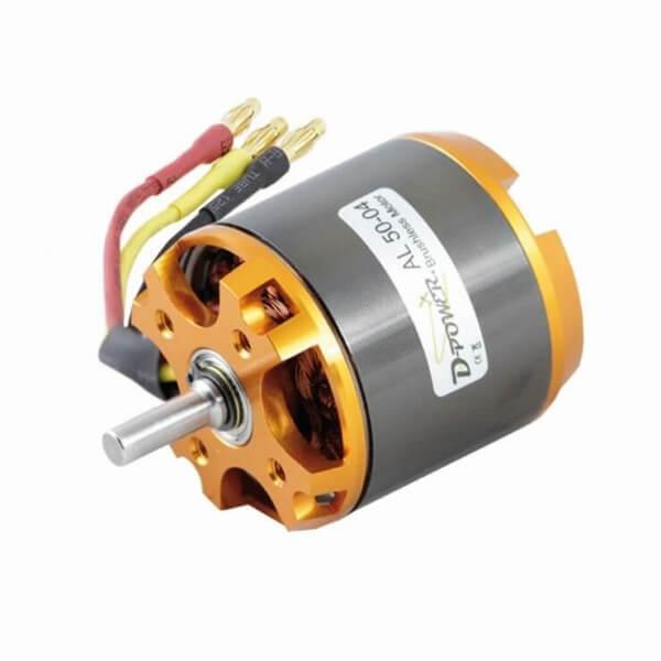 Brushless Motor AL 50-04 · D-Power