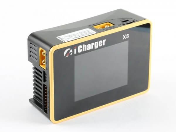 Junsi iCharger X8 · 1100W · 30A · 1-8S