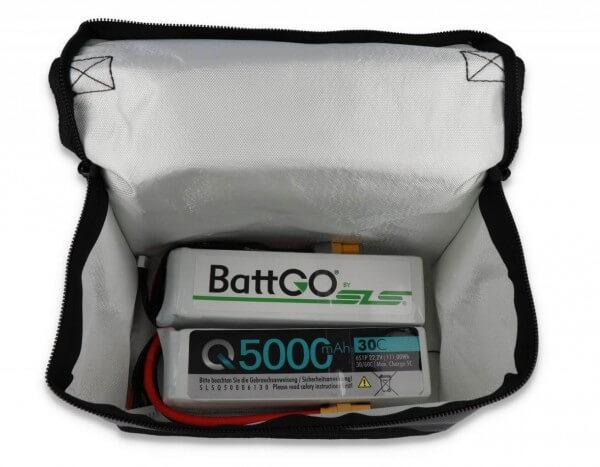 Lipo-Safe-Tasche · SLS