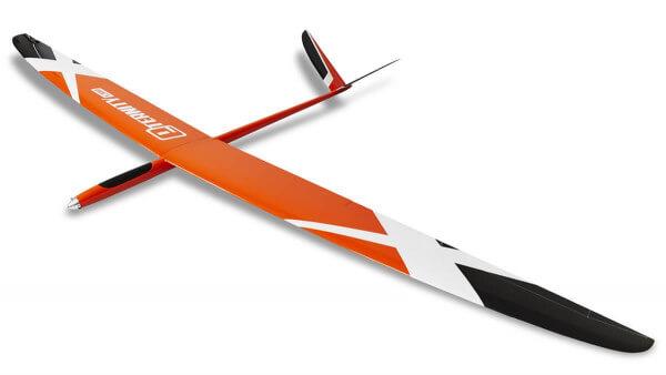 E-TERNITY V 300 - 2,97 m Voll-GFK Elektrosegler · D-Power