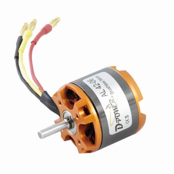 Brushless Motor AL 42-06 · D-Power