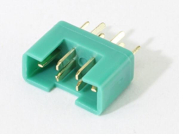 MPX Hochstromstecker grün 6-polig · Amass High Quality Product