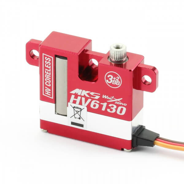 MKS HV 6130 ·10 mm digitales HV-Servo bis 81 Ncm