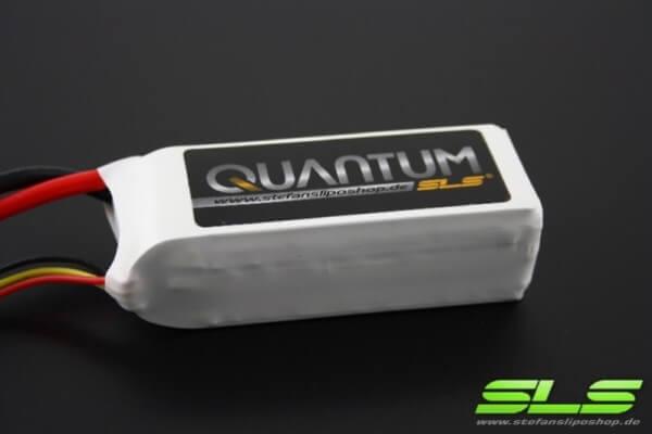 SLS Quantum 1500 mAh 3S Lipo (11,1V) 65 C · XT-60-Stecker
