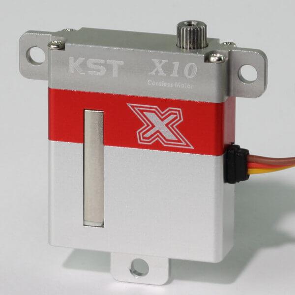 KST X10 V8 · 10 mm digitales HV-Servo bis 108 Ncm