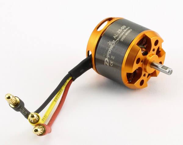 Brushless Motor AL 28-09 · D-Power