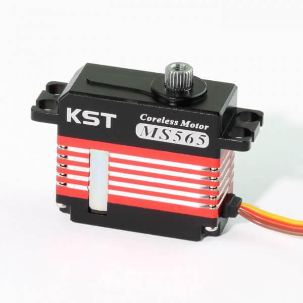 KST MS 565 · 15 mm digitales HV-Servo bis 65 Ncm · für Hubschrauber