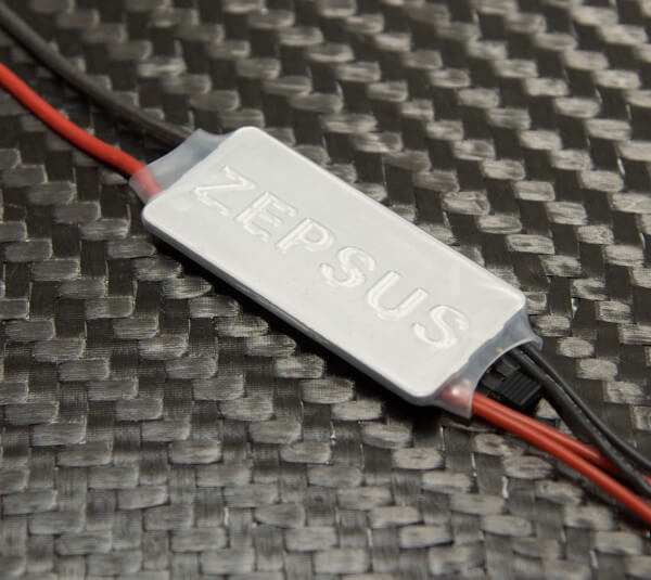 Zepsus Magnetic Switch mit BEC 14 A · F3B  F3F Scale