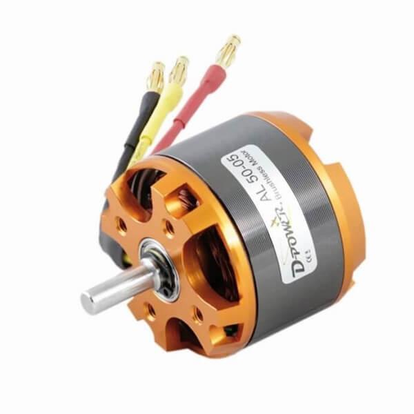 Brushless Motor AL 50-05 · D-Power
