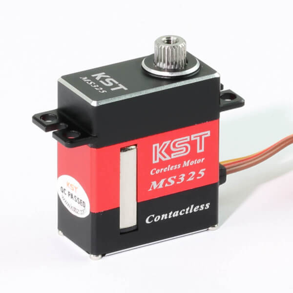 KST MS 325 · 12 mm digitales Micro Servo bis 52 Ncm