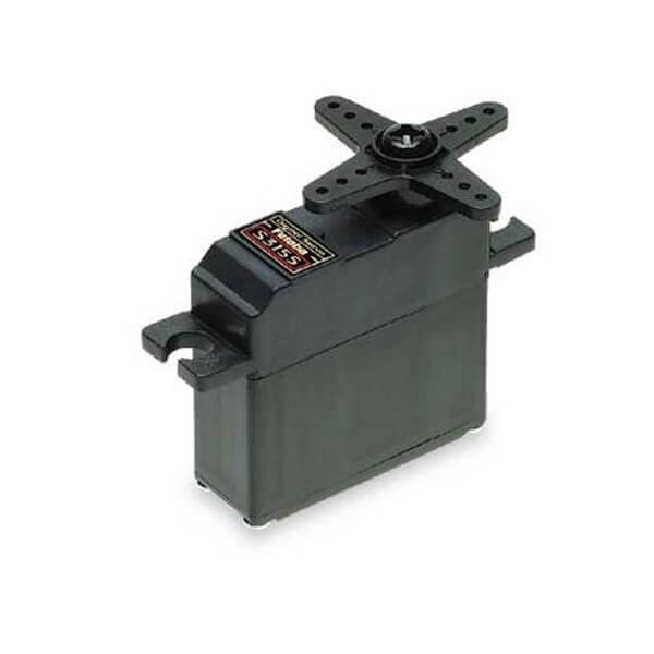 Futaba S3155 · 11 mm digitales Micro Servo bis 25 Ncm