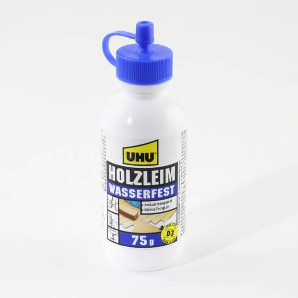 75 g UHU Holzleim wasserfest · D3 nach EN 204