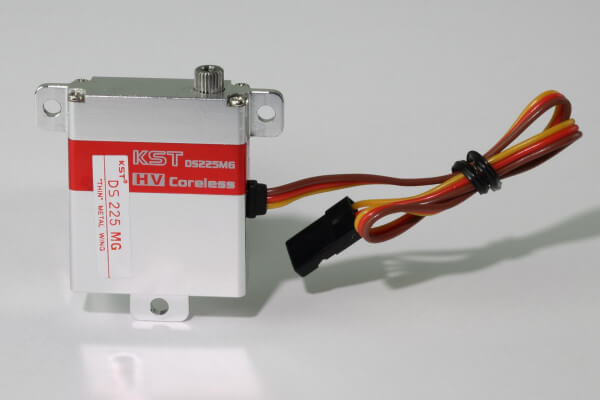 KST DS 225 MG · 10 mm digitales HV-Servo bis 65 Ncm