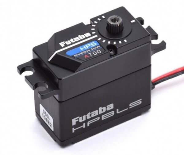 Futaba HPS A700 Air · 21 mm digitales Brushless-HV-Servo bis 740 Ncm · 0,12 s