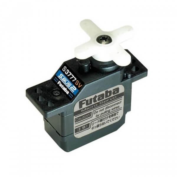 Futaba S3777SV · 11 mm digitales Micro Servo bis 26 Ncm