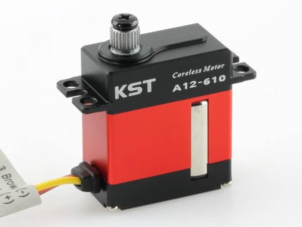 KST A12-610 V8· 12 mm digitales HV-Servo bis 90 Ncm