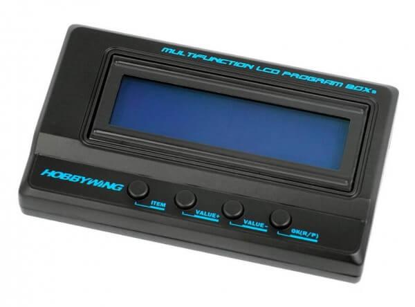 "Hobbywing LCD ""ProgramBox"" G2 für div. Hobbywing Brushless Regler"