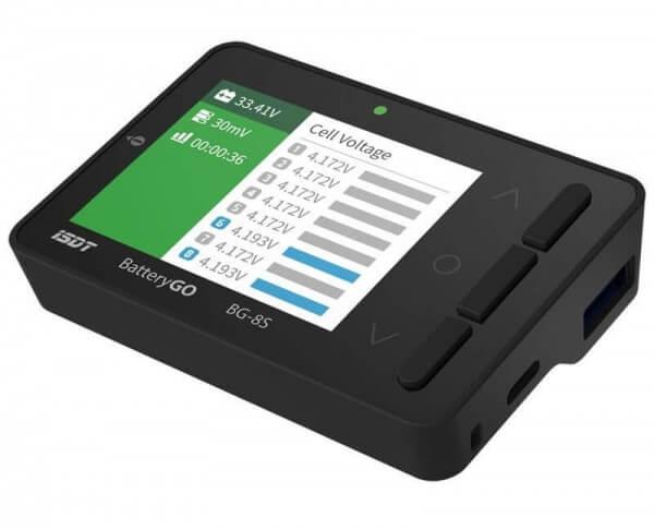 ISDT Smart Akku Checker BG-8S · BattGO