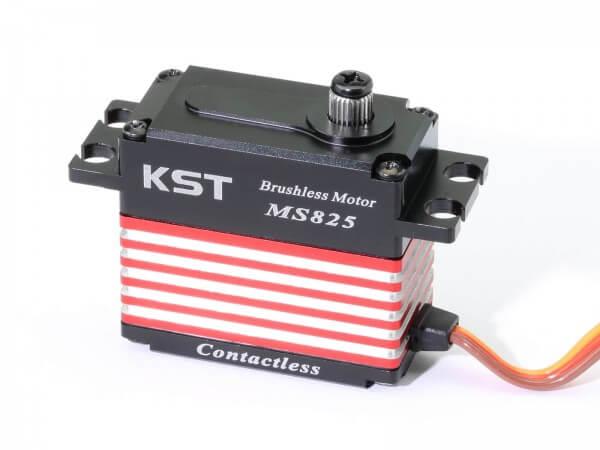 KST MS 825 · 20 mm Brushless-HV-Servo bis 350 Ncm für Großmodelle