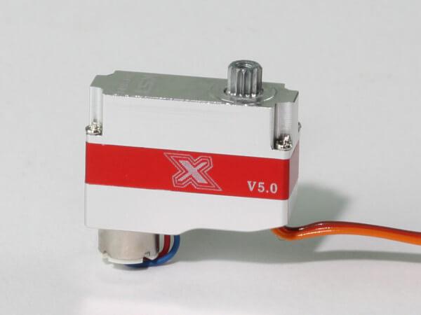 KST X08N V5 · 8 mm digitales HV-Servo bis 28 Ncm
