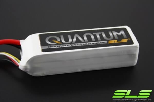 SLS Quantum 1800 mAh 3S Lipo (11,1V) 65 C · XT-60-Stecker