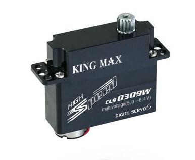 KM  309 W · 8 mm digitales HV-Servo bis 35 Ncm · King Max