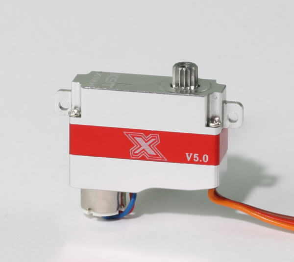 KST X08H V5 Steel · 8 mm digitales HV-Servo bis 28 Ncm