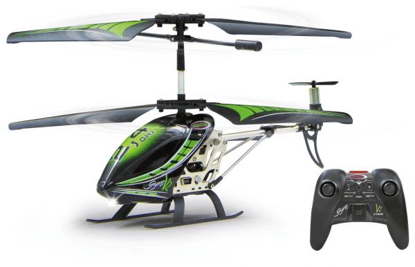 Gyro V2 2,4GHz Koaxial-Helikopter mit Fernsteuerung · Jamara