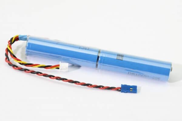 2900 mAh Lithium-Ionen HV Empfänger-Akku · 2S Inline · 7,4 V · Graupner JR · XH