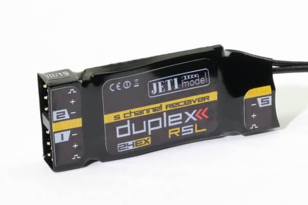 DUPLEX 2.4 EX Empfänger R5L · Jeti