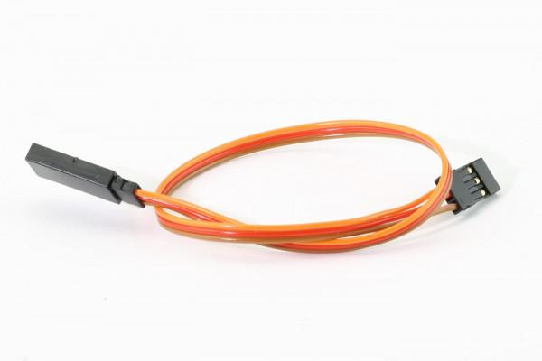 25 cm Verlängerungskabel JR Uni 3 x 0,14 mm² · Muldental